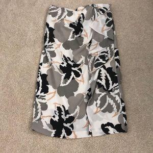 Stunning strapless dress from Reiss